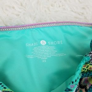Shade & Shore Swim - Shade & Shore Turquoise Bikini Bottom BoHo